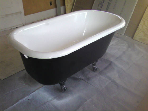 Antique Clawfoot Tubs
